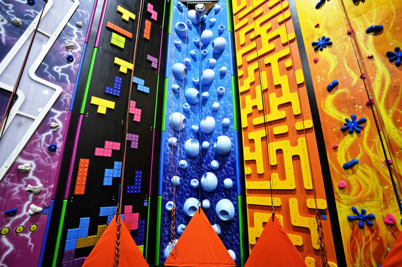 A new generation of indoor adventure structures. This new and innovative product is becoming increasingly popular within leisure facilities and climbing centres.